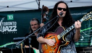 toronto jazz festival guitarist